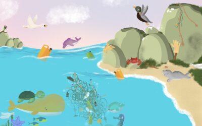 Een zee zonder zooi